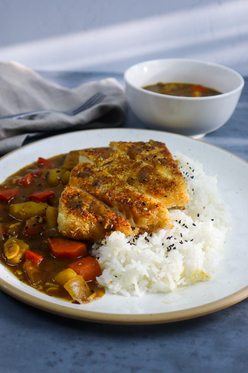 Vegan Japanese Katsu Curry The Earth Kitchen